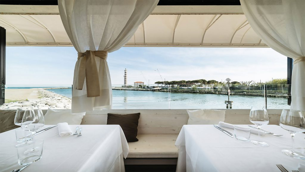 ristorante marcandole al mare